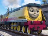 Gordon and Rebecca Get Stuck in the Middle