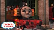 Meet Nia! Big World! Big Adventures! Thomas & Friends