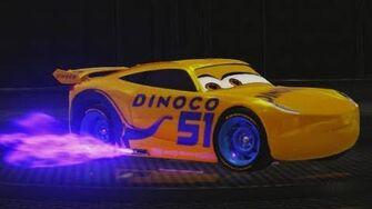 Cars 3 Driven to Win - Cruz Ramirez Champion Battle Race Cup