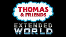 Thomas & Friends Extended World logo