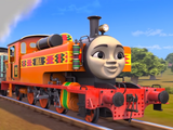 Thomas and Nia (Thomas & Friends spin off)