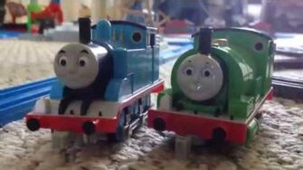 Thomas and his Diapet Friends Episode 2 Tracks?