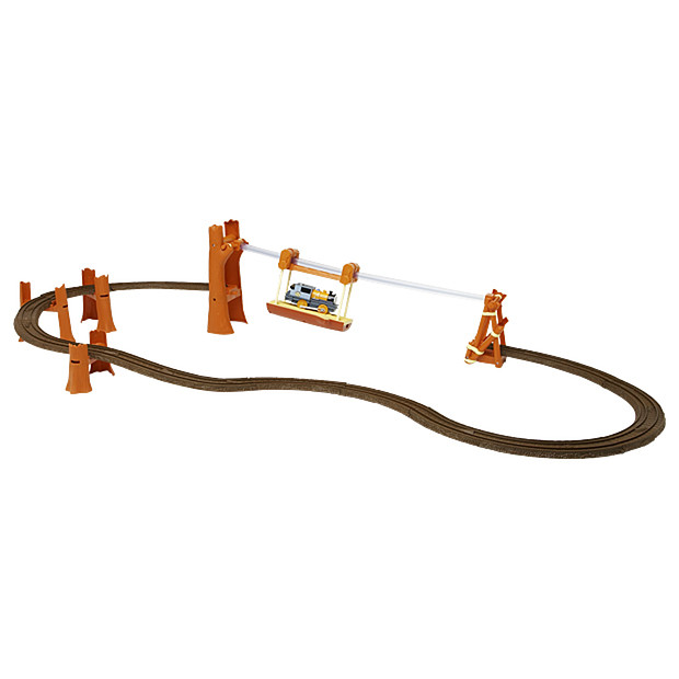 Dash At The Zip Line Bridge Thomas And Friends Trackmaster Wiki