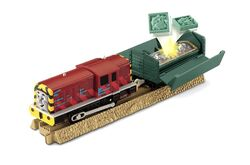 TrackMaster(Fisher-Price)Salty'sFishDelivery