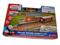 TrackMaster(Fisher-Price)CallanStationConnect-A-Setbox