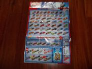 TrackMaster(Fisher-Price)2011CollectorChecklistfront
