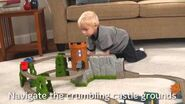 TrackMaster (Fisher-Price) Castle Quest Set Demo