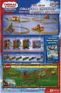 TrackMaster(Fisher-Price)2010CollectorChecklistback