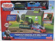 TrackMaster(Fisher-Price)Thomas'ChocolateDeliverybox