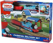TrackMaster(Fisher-Price)CarnivalDeliverySetbox