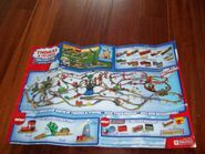 TrackMaster(Fisher-Price)2011CollectorChecklistback