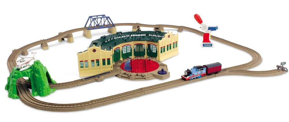 R/C Thomas at Tidmouth Sheds | Thomas and Friends TrackMaster Wiki ...