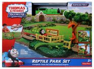 TrackMaster(Fisher-Price)ReptileParkSetbox