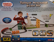 TrackMaster(Revolution)Thomas'AvalancheEscapeSetboxback