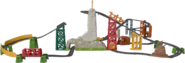 TrackMaster(Revolution)CorkscrewMountainRun