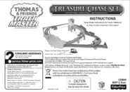 TrackMaster(Revolution)TreasureChaseSetinstructionmanual