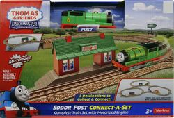 TrackMaster(Fisher-Price)SodorPostConnect-A-Setbox