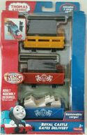 TrackMaster(Fisher-Price)RoyalCastleGatesDeliverybox