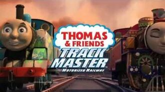 TrackMaster (Revolution) Sky-High Bridge Jump Commercial