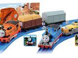 Thomas and Nia and Ace Go! Go! Adventure Set