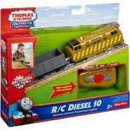 TrackMaster(Fisher-Price)RCDiesel10box