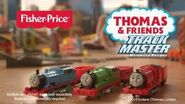 Thomas TrackMaster (Revolution) The Potential Of Imagination advert