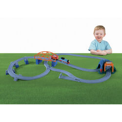 TrackMaster(Fisher-Price)BlueMountainGravelDelivery