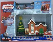 TrackMaster(Fisher-Price)ChristmasDeliveryonSodorbox