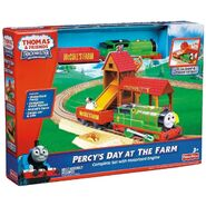 TrackMaster(Fisher-Price)Percy'sDayattheFarmbox