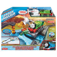 TrackMaster(Revolution)Harold'sHigh-FlyingRescueSetbox