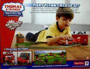 TrackMaster(Fisher-Price)FieryFlynn'sRescueSetbackbox