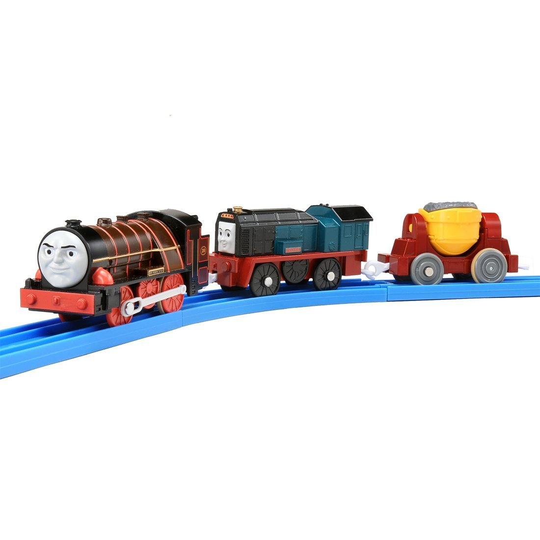 Hurricane And Frankie Thomas And Friends Trackmaster