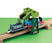 TrackMaster(Fisher-Price)PowerLineCollapse2