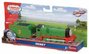 TrackMaster (Fisher-Price) Henry 2013 box