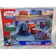 TrackMaster(Fisher-Price)BlueMountainGravelDeliverybox