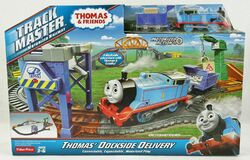 TrackMaster(Revolution)Thomas'DocksideDeliverybox