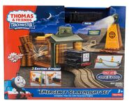 TrackMaster(Fisher-Price)EmergencySearchlightSetbox