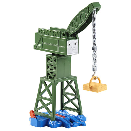 Cranky The Crane Thomas And Friends Trackmaster Wiki