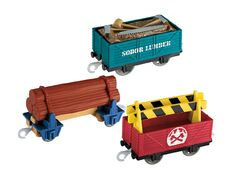 TrackMaster(Fisher-Price)SodorLumberDelivery