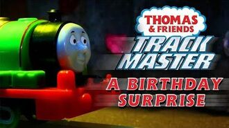A Brilliant Birthday Surprise Thomas and Friends TrackMaster