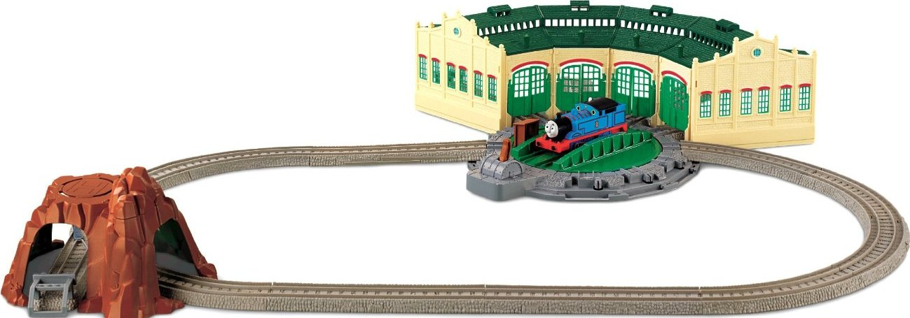 Tidmouth Sheds (set) | Thomas and Friends TrackMaster Wiki | FANDOM ...