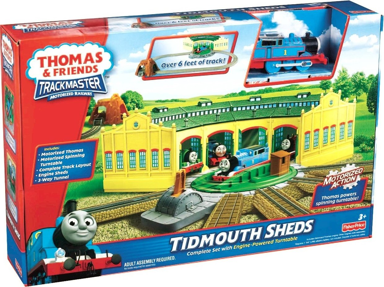 Image - TrackMaster(Fisher-Price)TidmouthShedsbox.jpg | Thomas and ...