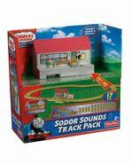 TrackMaster(Fisher-Price)SodorSoundsTrackPackbox