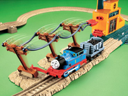 TrackMaster(Fisher-Price)PowerLineCollapse1
