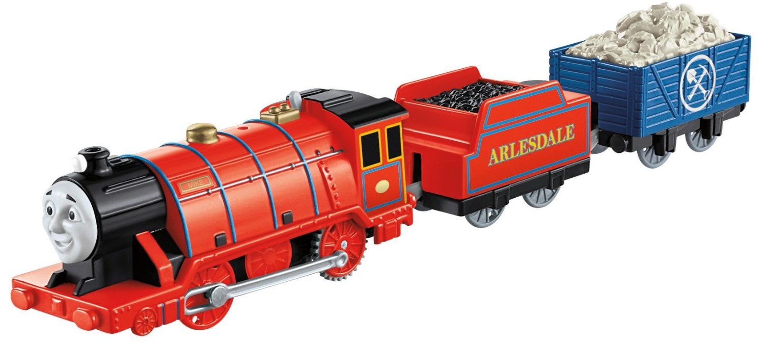 Mike Greatest Moments Thomas And Friends Trackmaster