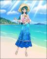Puzzlun card Minami 4c