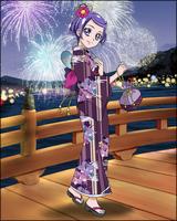 Puzzlun card Makoto 4a