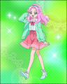 Puzzlun card Hanami 2
