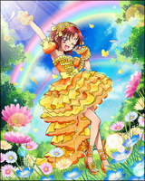 Puzzlun card Akane 5