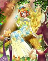 Puzzlun card Inori 5